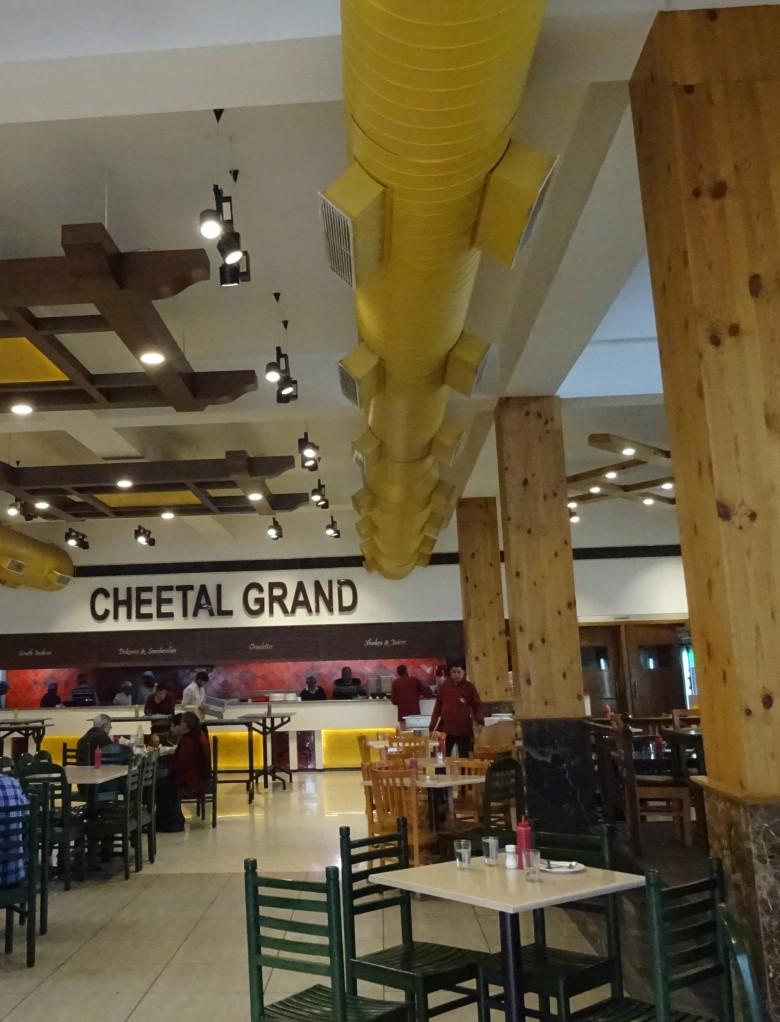 Inside Cheetal Grand