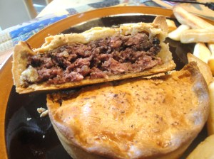 Great North Meat Pie