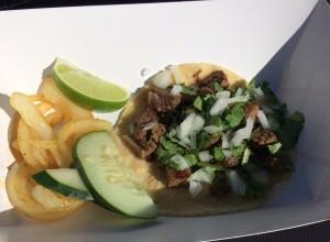 Taco Lengua at Tacolandia