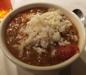 Gumbo at Ted's Montana