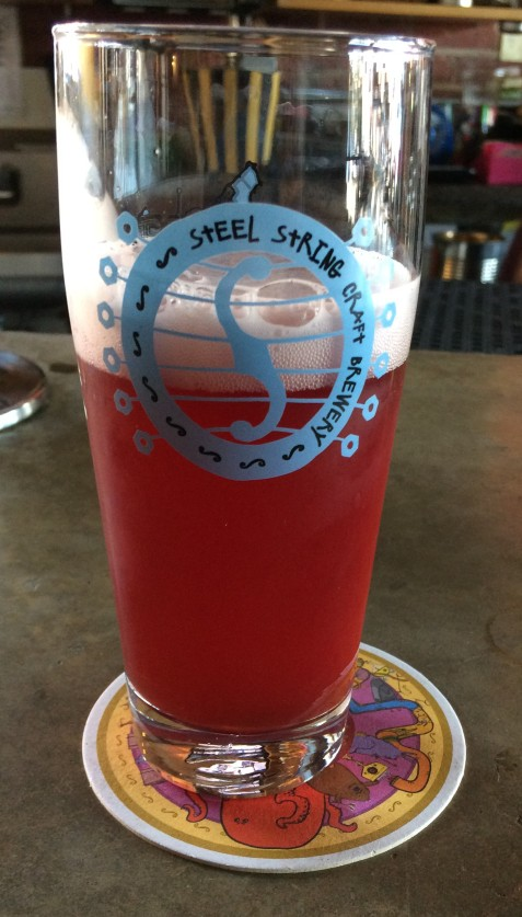 Cherry Mania at Steel String Brewery