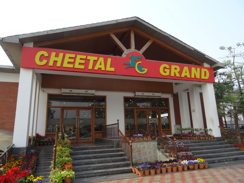Cheetal Grand
