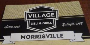 Village Deli and Grill Morrisville