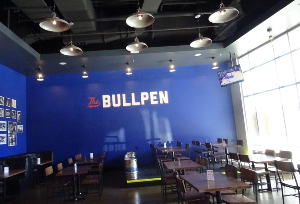 The Bull Pen in Durham