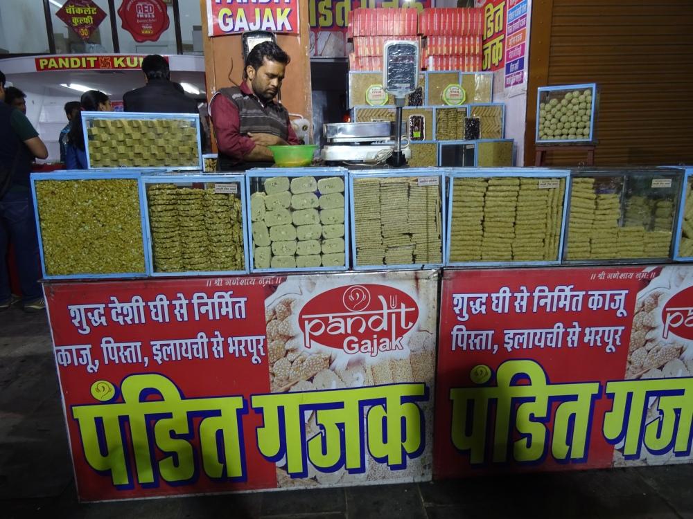 Pandit Stall