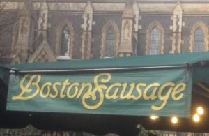 Boston Sausage