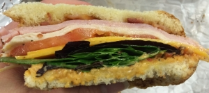 Club Sandwich Sheetz