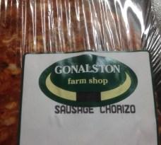Gonalston Sausage