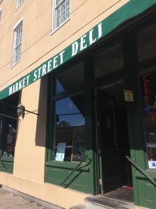 Market Street Deli in Charleston
