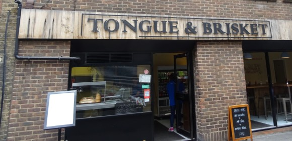 Tongue and Brisket