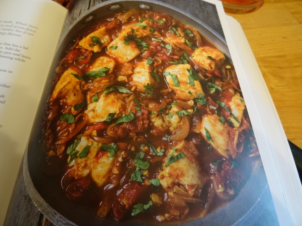 The Hairy Dieters Fish Curry from their book