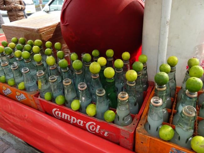 Lemon and Lime drink