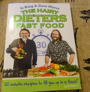 Hairy Dieters Fast Food cookbook