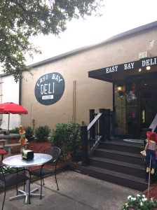 East Bay Deli in Charleston