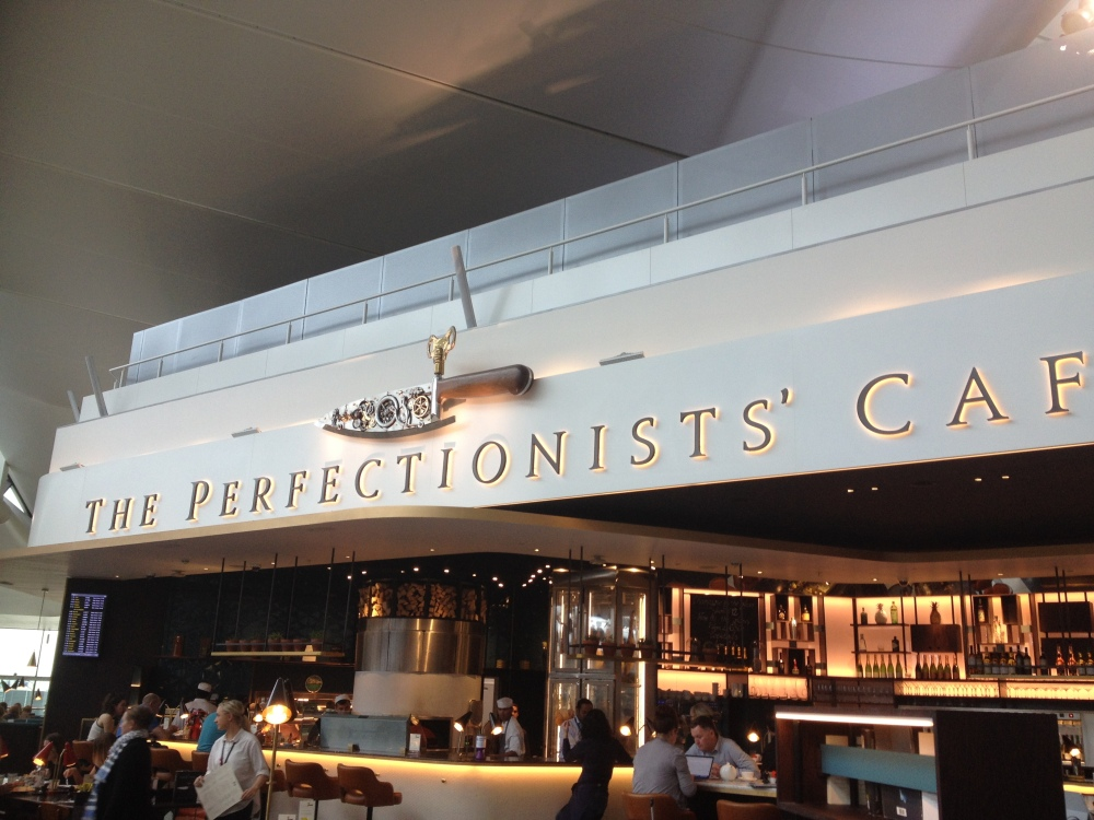 The Perfectionists Cafe