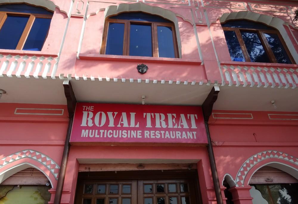 The Royal Treat in Jaipur