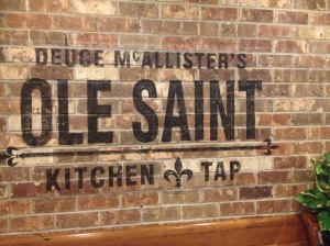 Ole Saint Kitchen and Tap