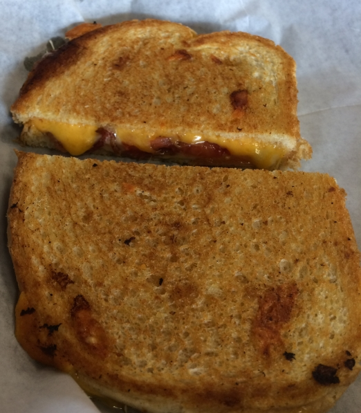 Grown up Grilled Cheese ath Brunch Box