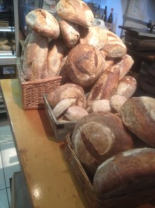 Wild Caper Sour Dough Bread