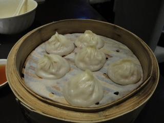 Dumplings in Shenzhen
