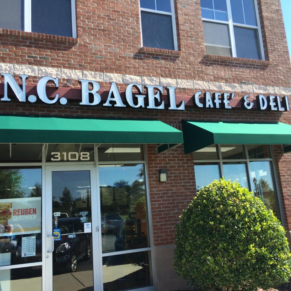 NC Bagel Cafe in Morrisville