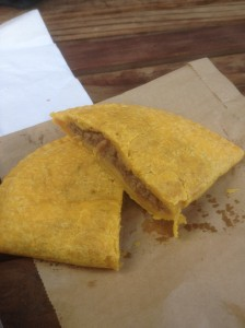 Caribbean Beef Pattie