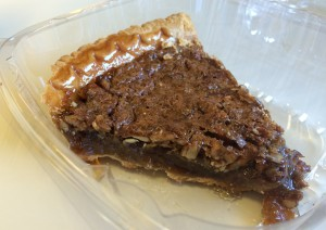 Pecan Pie at Backyard BBQ Pit