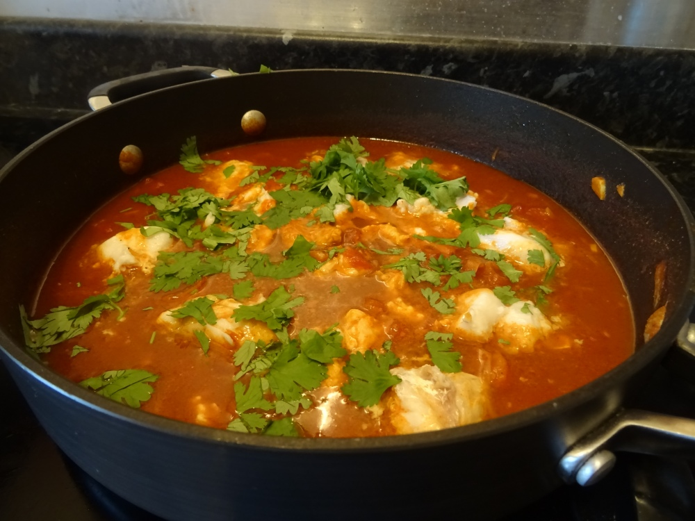 Hairy Bikers Fish Curry