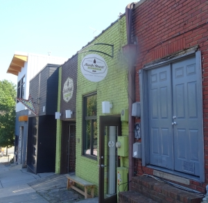 North Street Bottle Shop in Raleigh