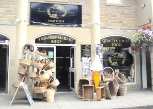 Farmer's Market Shop in Bakewell
