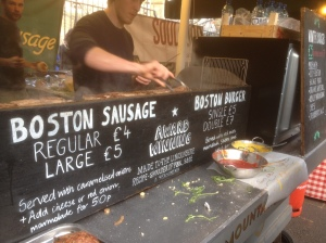 Boston Sausage Stand
