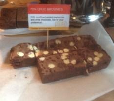 Wild Caper Brownies