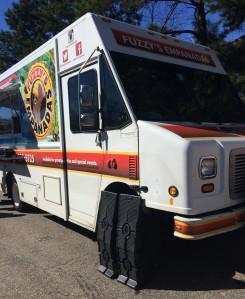 Fuzzy's Empananda Food Truck